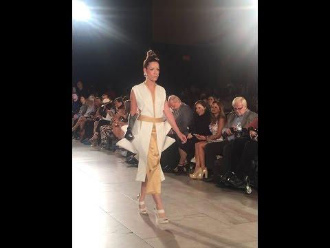 Meet the Bionic Model Who Walked in New York Fashion Week
