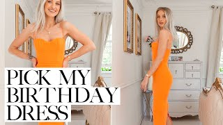 BIRTHDAY OUTFIT TRY ON, NEW CA…