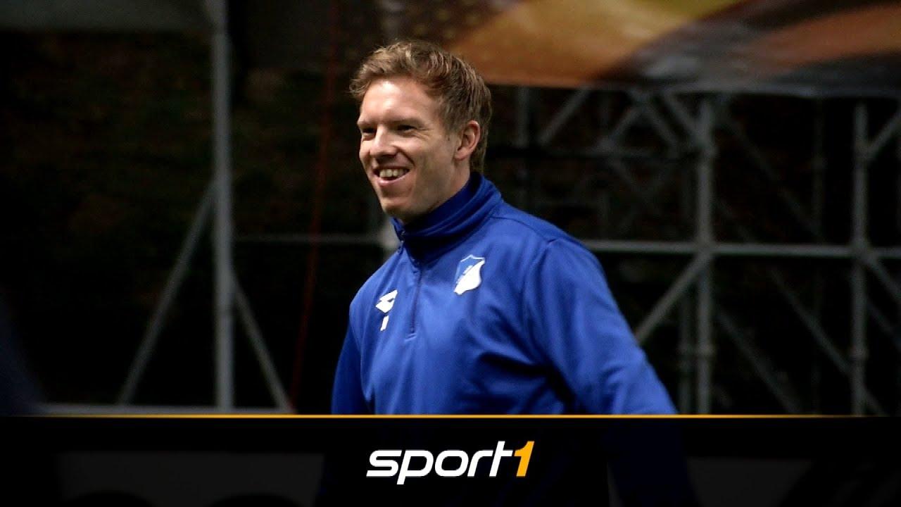 Nagelsmann bestätigt Anfrage von Borussia Dortmund | SPORT1 - DER TAG