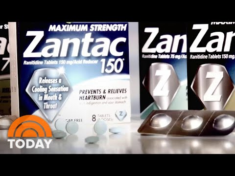 FDA To Pharmacies: Take All Zantac Off Your Shelves | TODAY