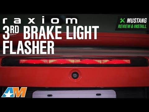 1994-2004 Raxiom 3rd Brake Light Flasher Review & Install