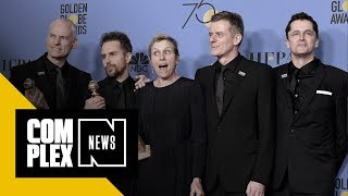 Craziest Moments at the 2018 Golden Globe Awards