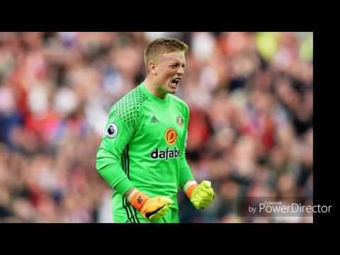 Arsenal line up January move for Sunderland's Jordan Pickford amid questions over Petr Cech form