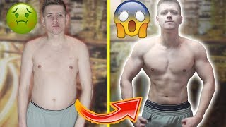 I transformed my body in 1 DAY // Before After exercise// UGLY truth about BEFORE and AFTER pictures