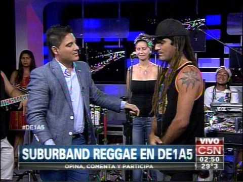 musica reggae en vivo:
