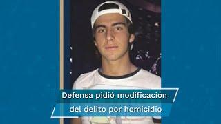El juez de control determinó que existen datos para suponer que Diego participó en el delito de feminicidio; como medida cautelar se le impuso prisión preventiva oficiosa