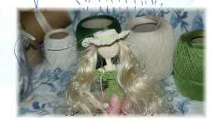 """how To Make A Doll On Crochet - Pattern!!!"""