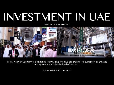 "Corporate video Production ""UAE Ministry of Economy"""