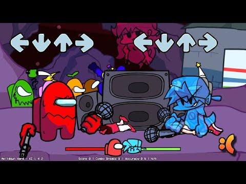 Download Impostor Killed Boyfriend & GF Animation!? SUS V2 SECRET FULL WEEK - Friday Night Funkin