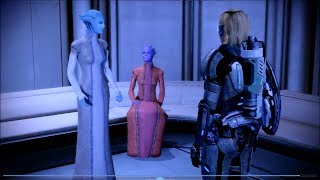 Mass Effect Trilogy Blonde Insanity Vanguard Pt.119 (False Positives / Found Forged ID)