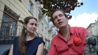 Сексуальный магнетизм - о тренинге: беседуют Артур Разумов и Анна Вааси