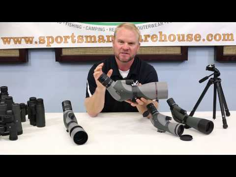 Spotting Scope Basics
