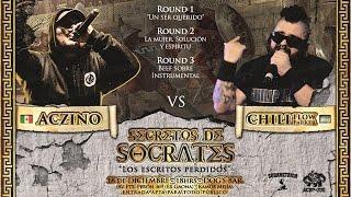 ACZINO vs CHILI PARKER * Secretos de Sócrates * Argentina