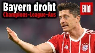 Sieg verballert und zwei Stars kaputt: Bayern rechnen mit sich selber ab