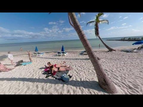 Key West Spring Break Smathers Beach 360 Gopro Fusion