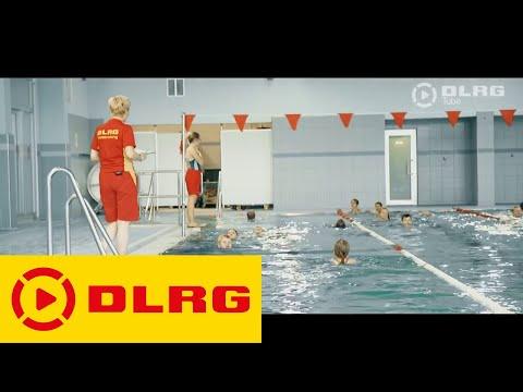 Die DLRG Schwimmausbildung
