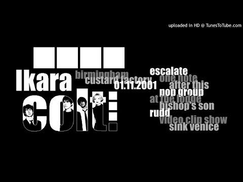 Ikara Colt Live at Birmingham Custard Factory November 1st 2001