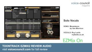 Toontrack EZMix2 Review Audio - EZ Mix 2