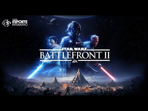 VAMOS ZERAR STAR WARS: BATTLEFRONT 2 NO EI GAMES!