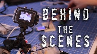 Tinkernut: Behind The Scenes - Ideas & Filming