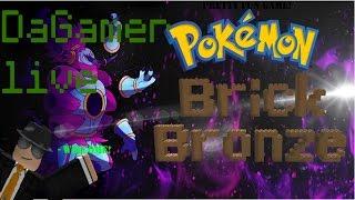 ROBLOX: Pokémon Brick Bronze Edition LIVE!