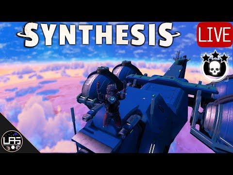 No Man's Sky Survival #66   Twas The Night Before Murray-mas   Xaine's World Synthesis