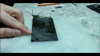 видео Замена стекла iPhone 7