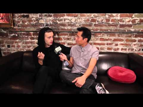 Matty Healy From The 1975 Interview with B-Sides On-Air