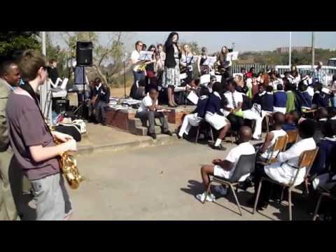 LYJRO at Hillview Primary, Durban
