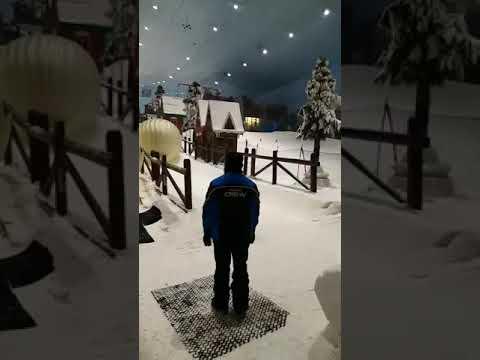 #Ski Dubai