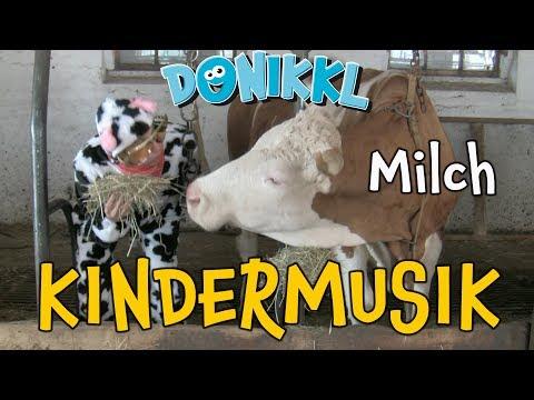 Kindermusik ♫ Kinderlieder ♫ Milch ♫ DONIKKL