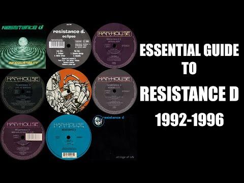 [90's Trance] Essential Guide To Resistance D - Johan N. Lecander