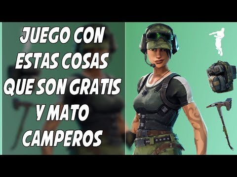 Humillando a camperos y la moraleja de no mirar atrás | Fortnite Battle Royale