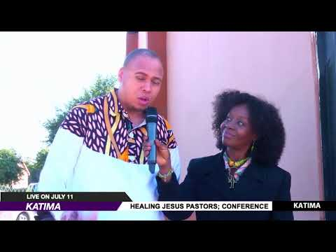 WATCH THE HEALING JESUS PASTORS CONFERENCE, LIVE FROM KATIMA, DAY 2.