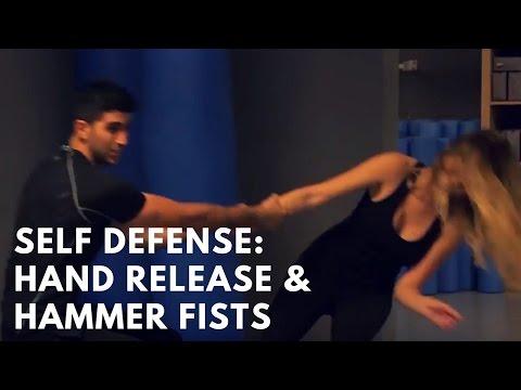 ISRAELI KRAV MAGA SERIES | Episode 2: Hammer Fists & Hand Release