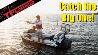 2019 Sea-Doo Fish Pro 155 Review - Is it Better Than a Fishing Boat?