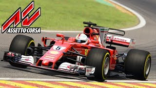 Assetto Corsa FERRARI PACK Livestream German | 70th Anniversary DLC Gameplay Deutsch