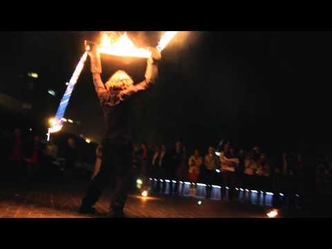 Театр вогню Аладдн Вогняно-протехнчне шоу
