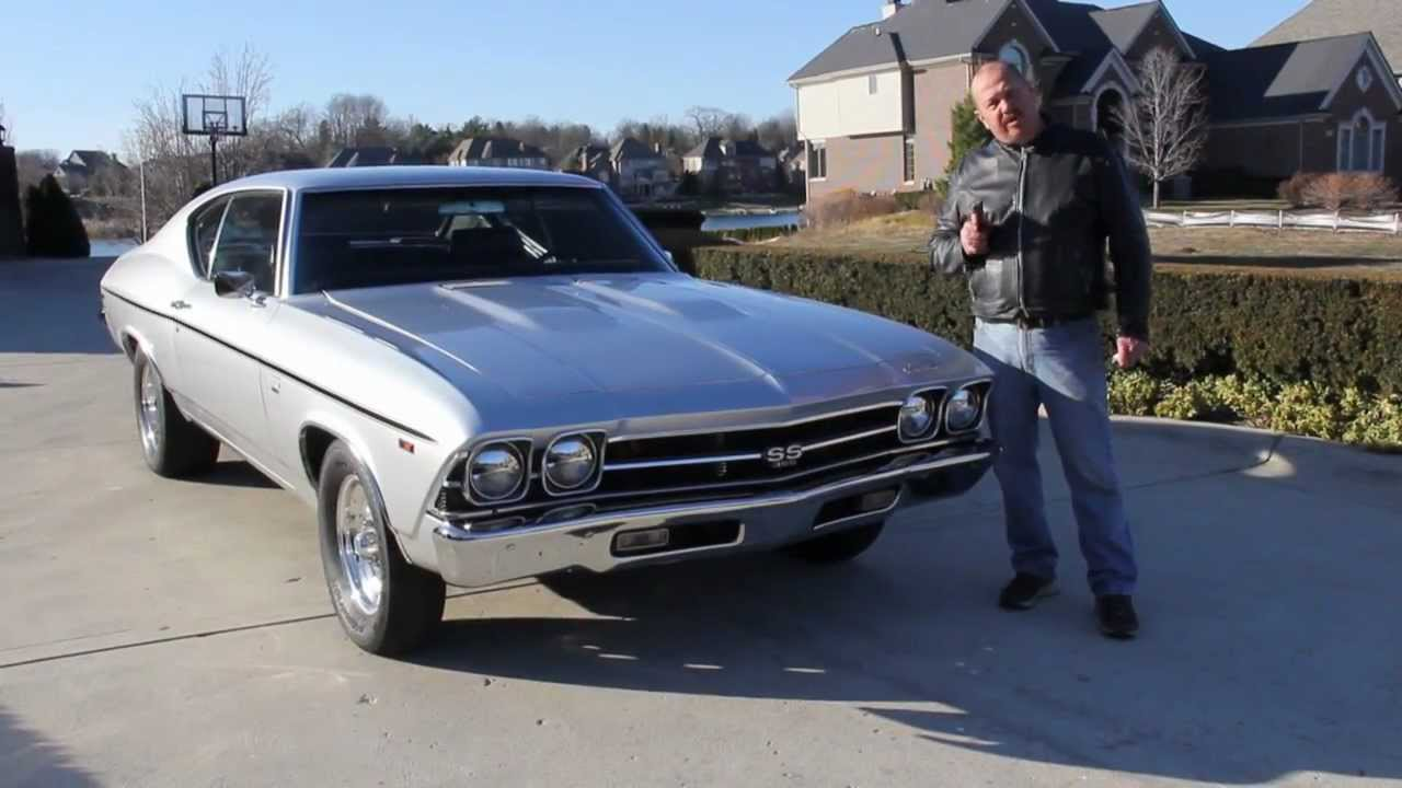 1969 chevrolet chevelle classic muscle car for sale in mi for Vanguard motors for sale