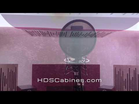 Recording Studio HDS Booth, short visit