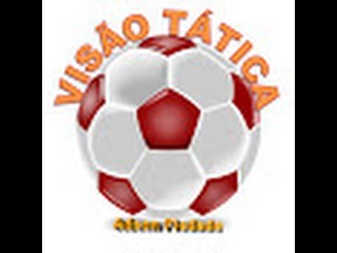 Visão Tática na Prancheta: Sergipe 1 x 2 Vitória