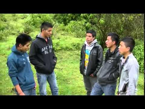 Practica del idioma materna (mam) en Tajumulco-INED 2015