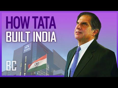 How Tata Built