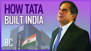 How Tata Built India: Two Centuries Of Indian Business