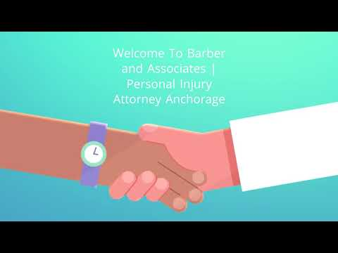Barber and Associates : Car Accident Attorney Anchorage, AK