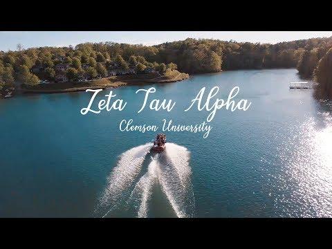 Zeta Tau Alpha | Clemson University - 2018