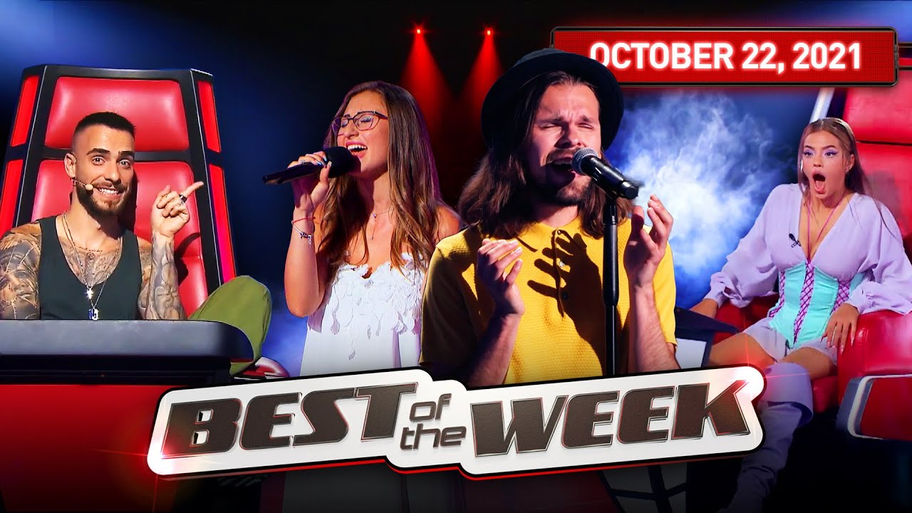 The best performances this week on The Voice   HIGHLIGHTS   22-10-2021