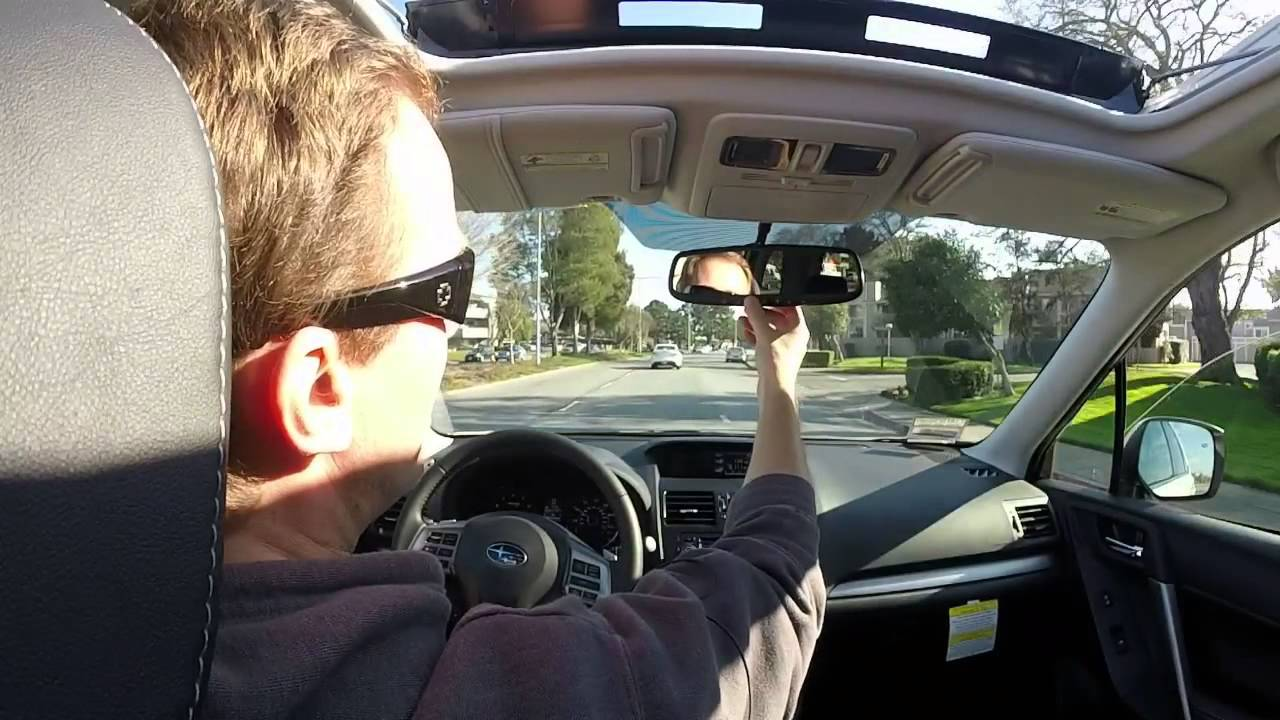 2015 Subaru Forester XT Touring: Ep 2: First Drive - YouTube