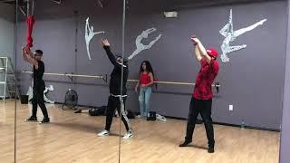 Usher Trading Places choreo by PFC Juan Lerez