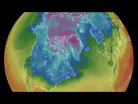 Magnetic Health/Quake Effect, No Arctic Heat | S0 News Mar.11.2018